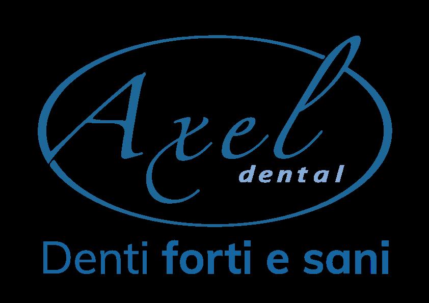 Logo dello studio dentistico Axel Dental di Corrado Tavelli